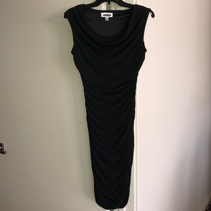 NWOT ruched to knee dress size 6
